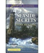 Seaside Secrets Dana Mentink(Pacific Coast Priv... - $3.75