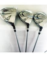 Cooyute New Golf Clubs HONMA BEZEAL 525 Golf wood Set 1.3.5.wood HONMA G... - $356.75