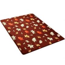 Carpet Coral Fleece Non-slip Door Mat   02  40*60cm - $10.99+