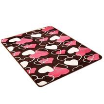 Carpet Coral Fleece Non-slip Door Mat   08  40*60cm - $10.99+