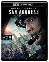 San Andreas [4K Ultra HD + Blu-ray]