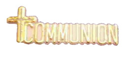 24 Capias Mini Charms For Wedding Shower Baby Favors - Communion - $2.38