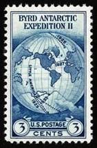 1933 3c Byrd, Antartic Expedition Scott 733 Mint F/VF NH - $1.44