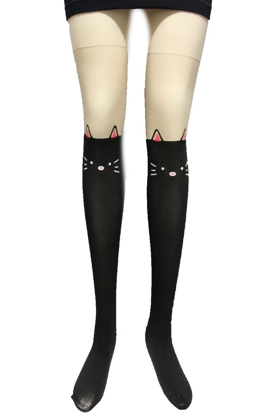 rosette ears stockings - photo #48