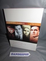 Studio Classics: Set 3 (DVD, 2010, 4-Disc Set, Fox 75th Anniversary Les ... - $9.89