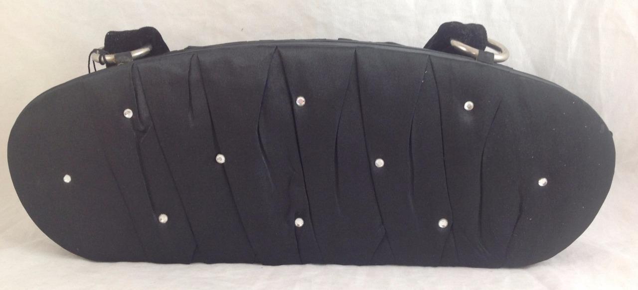 Victoria's Secret Ultimate Treasures Cosmetic Bag Empty w/tag Rhinestone Purse