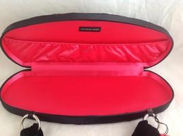 Victoria's Secret Ultimate Treasures Cosmetic Bag Empty w/tag Rhinestone Purse image 3