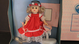 Vintage Ginny Doll Queen of Hearts Rare Valenti... - $60.00