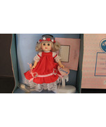 Vintage Ginny Doll Queen of Hearts Rare Valentines Day MIB - $60.00