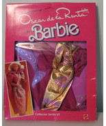 Barbie 1984 Oscar De La Renta Gown MIB Collector Series V1 - $38.00