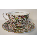 Vintage Royal Standard Chintz Teacup and Saucer - $45.00