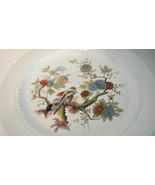 Vintage Royal Cauldon Set of 5 Plates Paradise ... - $55.00