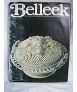 Vintage  Belleek Book 1978 Reference Degenhardt Vintage Pottery Collecti... - $30.00