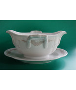 Kaiser Chinon Gravy Boat Pink Lattice / Kaiser ... - $55.00