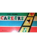 Careers - The Game Careers By Parker Brothers (1956/1957 Edition) Board ... - $11.50