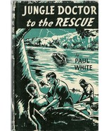 Jungle Doctor To The Rescue by Paul White 1963 ... - $14.99