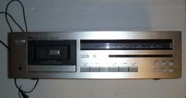 Nakamichi 480 Silver Cassette Deck - $399.99