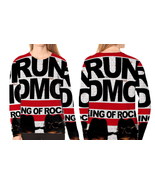 Women Sweatshirt r4n 1diemce   king of rock - $30.99+