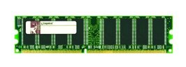 Kingston H. Corporation ECC CL3 (3-3-3) DIMM Desktop Memory 1 Single (Not a kit) - $23.74