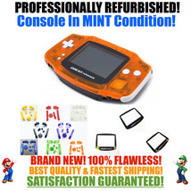 *NEW SCREEN* Nintendo Game Boy Advance GBA Daiei Hawks System CUSTOM MIN... - $59.35+