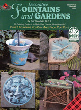 FOUNTAINS & GARDENS.........Painting Book - $5.90