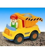 Megcos Toys Light and Sound Dump Truck  ~BRAND ... - $12.99