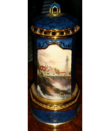 Ardleigh Elliott Thomas Kinkade Blue Lighthouse... - $14.99