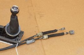08-10 BMW Mini Cooper 6-Speed Manual Shift Shifter Assy W/ Cables Knob & Boot image 4