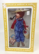 "NEW Vintage 1982 Effanbee 12"" Doll Old Macdonal... - $26.68"