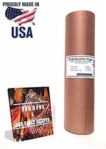 """Anders General Store Pink Butcher Kraft Paper Roll – 18"""" x 175' + FREE e... - $18.26"""