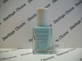 Sally Hansen Smooth and Perfect ColorCare Polish #06 Air - $5.82