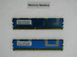 8GB (2x4GB) DDR2-667 FBDIMM Memory Dell Workstation 490 2 Rank X 4