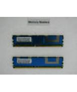 8GB (2x4GB) DDR2-667 FBDIMM Memory Dell Workstation 490 2 Rank X 4 - $45.92