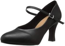 Bloch Women's Broadway Hi Dance Shoe, Black, 8 Wide US - $53.70