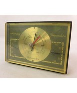 VTG Sears Indoor Thermometer Barometer Humidity Weather Station 6577 - $44.99