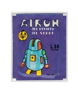 Airon nel Paese dei Robot Sealed Pack Stickers Olimpia - $2.00