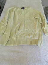 Anne Taylor Medium Cable Knit Sweater  - $9.99