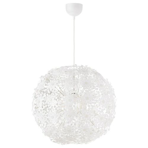 "IKEA GRIMSAS Pendant lamp, white, 22 """