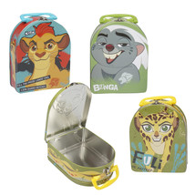 Case of [12] Assorted Lion King Arch Shape Lunch Box - $66.56