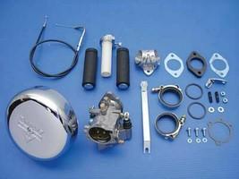Bendix Carburetor Kit for FL 1966-1984 FX 1971-1984 Harley Davidson motorcycles - $541.80