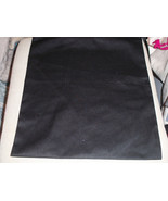 """.NEW! Givenchy Black / Logo Dust Bag, Shoes, Bags, Storage ,Travel 15"""" L... - $9.89"""