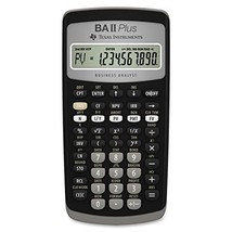Texas Instruments BA II Plus Financial Calculator - €28,99 EUR