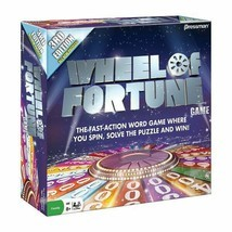 Wheel Of Fortune Game 3rd Edition - $31.92