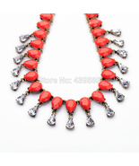 Color All-match Large Pendant High Quality Brand New Choker Necklace Acc... - $20.97