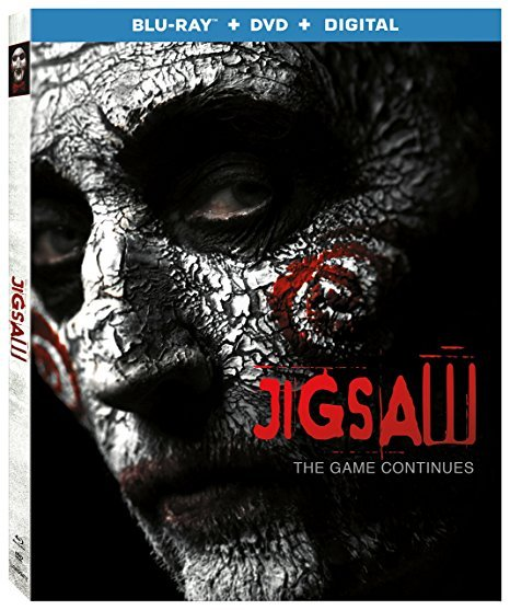 Jigsaw [Blu-ray+DVD+Digital] (2018)