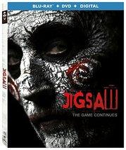 Jigsaw [Blu-ray+DVD+Digital] (2018)
