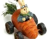 "Boyds Pull Toy ""Jack Q Rabbit"" - #654150 -2003 - Retired"