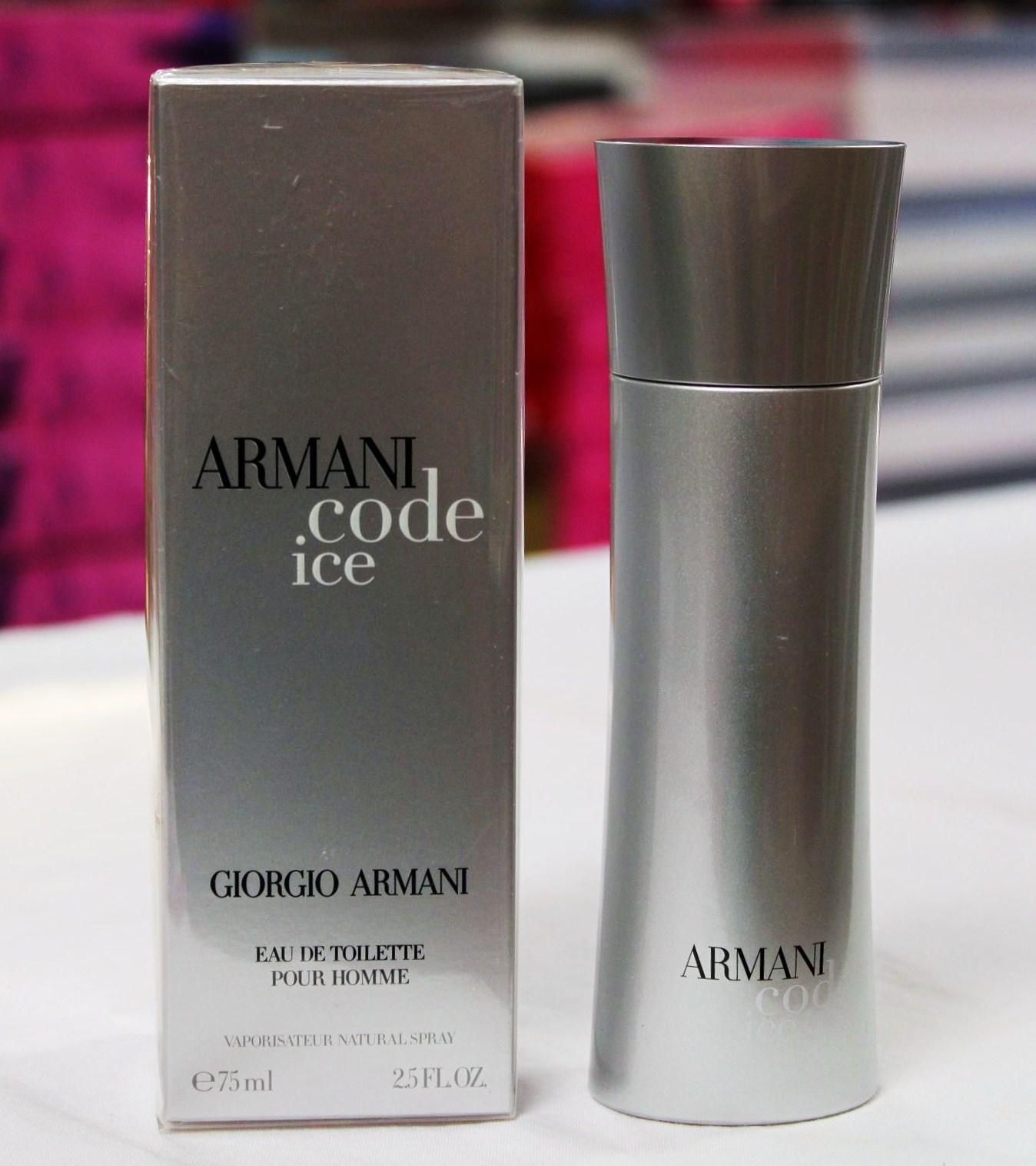 f5c409b4f3ed M armani code ice 2.5. M armani code ice 2.5. Previous. Armani Code Pour  Homme by Giorgio Armani for Men 2.5 oz/ 75 ml EDT Natural