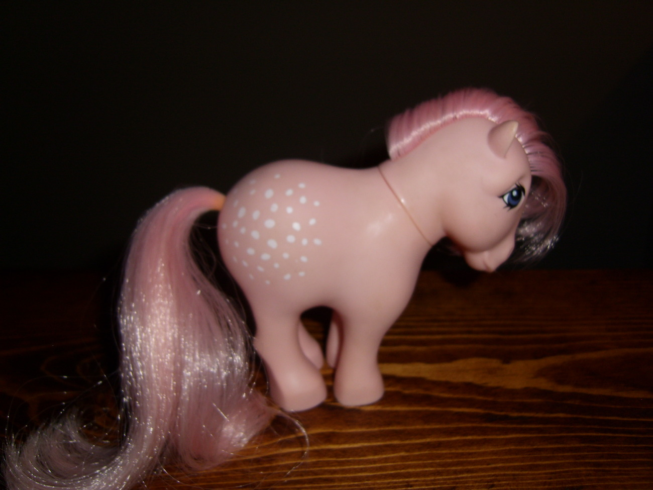 My Little Pony G1 FF Cotton Candy