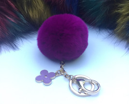New! Summer Collection Electric Purple Rabbit f... - $16.99